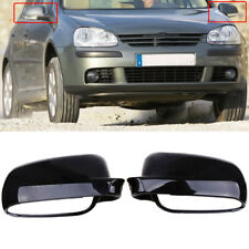 1Pair Rearview Mirror Cover Case Caps fit for VW Golf MK4 Jetta Passat B5 99-04