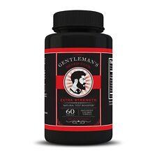 Gentleman's Beard Club Beard Growth Supplement Vitamin Increase Testosterone