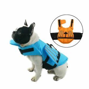 Dog Life Jacket Wings Pet Life Vest Dog Flotation Lifesaver Preserver Swimsuits