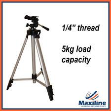 """1/4"""" Thread Laser Camera Tripod for Laser Level Distance Measurer DSLR Tough"""