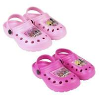 Clogs bambina LOL  surprise ciabatte estive gomma bimba 26 27 28 29 30 31 32 33