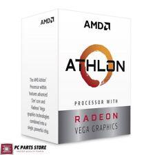 AMD Athlon 200GE 3.2GHz Dual Core AM4 Boxed Processor w/ Radeon Vega 3 Graphics