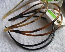Scunci No Slip Slide Grip Hold Stay Put Split Head Band Comfort Tips Headband