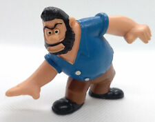 Rare Vintage Pvc Figure ✱ BRUTUS from POPEYE ✱ Maia Borges M&B Portugal 80´s