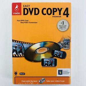 Roxio Easy DVD Copy 4 Premier for Microsoft Windows
