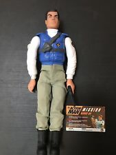 Action Man Hands Up Action Man with gun action Levier vintage années 90