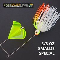 Buzzbait STEALTH 3/8 oz SMALLIE SPECIAL buzz bait buzzbaits. KVD trailer hook