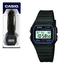 CASIO F-91W Digital LCD Watch with Chrono, Alarm 100% AUTHENTIC RETAIL PACKED !!