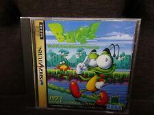 Bug! Sega Saturn Import JP SS