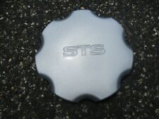 one 1996 1997 Cadillac Seville STS silver painted wheel center cap hubcap