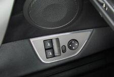 #4027 BMW Z4 e85 e86 2.5 3.0 3.2 - 2 Alu-Rahmen für die Fensterheber