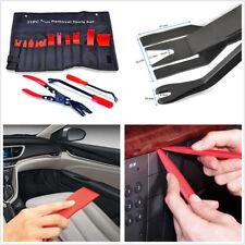 14 Pcs Portable Car Door Panel Trim Nylon Tool Kit & Clip Fastener Remover Plier