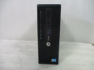 HP Prodesk 400 G2.5 Core i5-4590S 3.00GHZ 8GB NOHDD Desktop DVD+RW (B2266)