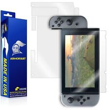 ArmorSuit MilitaryShield - Nintendo Switch Screen Protector + Full Body Skin