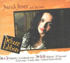 NORAH JONES FEELS LIKE HOME CD Double CD Album MINT/MINT/MINT