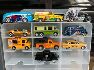 Lamley Lot Sale: Hot Wheels Real Riders Lot of 10 - Entertainment, DC, Marvel