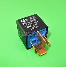 591-Kia Hyundai (90-15) Black 4-Pin Glow Plugs Relay OMRON 36860-2A800 DC12V 70A