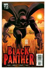 BLACK PANTHER v4 #1(4/05)HUDLIN/ROMITA,JR(AVENGERS/CAPTAIN AMERICA)CGC IT(9.8)!!