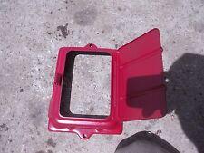 Ford 8N tractor original battery holder top cover bracket w/ lid Hard Find Rare