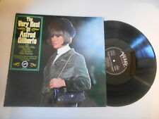 LP Ethno Astrud Gilberto - The Very Best Of (12 Song) Verve Jazz