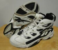 "RARE VTG 1990's OG Reebok Insta Pump ""Above The Rim"" Basketball Shoes size 7.5"
