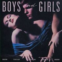 BRYAN FERRY BOYS AND GIRLS REMASTERED HDCD CD NEW