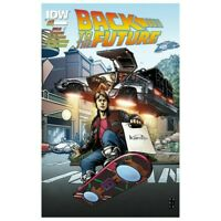 IDW BACK TO THE FUTURE #1 Kamite Mexico Exclusive Variant Cover