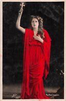 POSTCARD  ACTRESSES -  MARIE LEONHARD