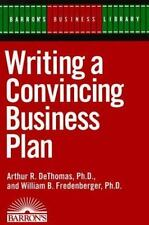 Writing a Convincing Business Plan (Barron's Business Library)-ExLibrary