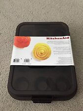 KitchenAid® Classic Nonstick cupcake Pan With Carrying Lid-Holds 12