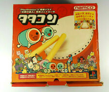Namco DRUM Controller Taiko No Tatsujin Playstation 2 Drum Master NPC-107 Boxed