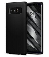 Galaxy Note 8 Case, SPIGEN Liquid Air Cover Case - Matte Black