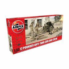 Airfix Airf06361 17 Pdr Anti-Tank Gun 1/32