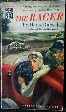 The Racer Race Car Driver 1953 Hans Ruesch 20th Century Fox Out Of Print Rare!