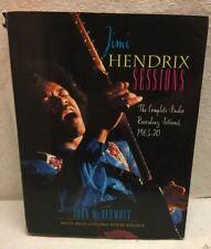 Jimi Hendrix Sessions: The Complete Studio Record by Kramer, Eddie 0316876666