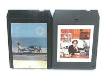 Art Garfunkel 8 Track Tapes Lot of 2 Fate For Breakfast and Watermark