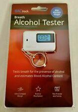 Bactrack Breath Alcohol Tester Keychain Breathalyzer (Model Bt-Kc20) new sealed