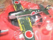 """Altaya 1/72 Avion Nakajima Ki-84 Hayate """"Frank"""" (Japan). TRES RARE."""