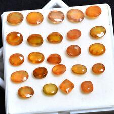 179 Ct/24 Pcs Superb Lot Golden Yellow Natural Ceylon Sapphire Faceted Gemstones