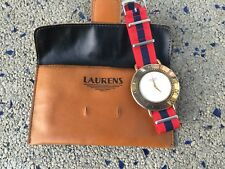 Orologio Vintage Laurens Watch Collection Gold Tone