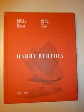 Harry Bertoia 1915 Dalla natura al segno 2015 From nature to sign KNOLL internat