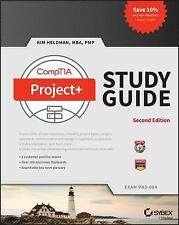CompTIA Project+ Study Guide : Exam Pk0-004 by Kim Heldman (2017, Paperback)