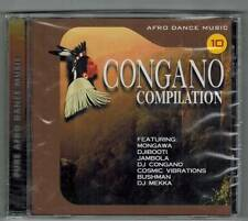 Congano-compilation vol. 10-Afro Dance Music (CD)