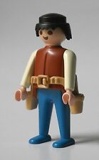 Playmobil Vintage Western Cowboy ~ Replacement Figure for 3304 or 3749