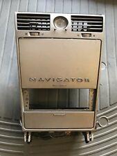 2003-2006 Lincoln Navigator - center Dash BEZEL Vents w/ clock  2L7Z-7804810-BAA