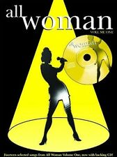 All Woman Collection Volume 1 (PVG & CD) FM53086