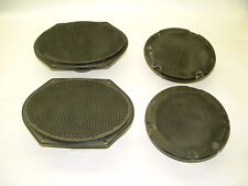 1990-97 FORD TRUCK 4 WAY SPEAKERS SYSTEM FACTORY SPEAKERS, TAKE OFF WHEN NEW