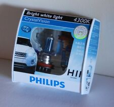 2 Sets of PHILIPS 4300K BULBs 4 Landcruiser 200 series Prado 150 HI and LOW Beam