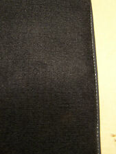 COMPLETE FLOOR REPLACEMENT CARPET FOR NISSAN 1977 280Z BLACK CUT PILE