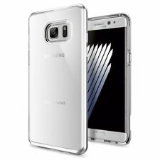 Spigen Galaxy Note FE Case Neo Hybrid Crystal Satin Sillver